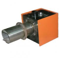 Automatic pelletny torch to coppers, a torch of