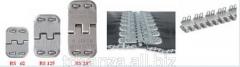 Металлический соединитель конвейерных лент RS 125