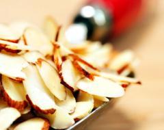 Almonds c
