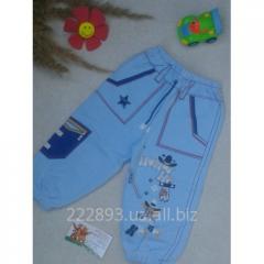 Спортивные штаны для мальчика  Ковбой