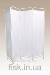 The screen (4 shutters), width of a shutter is 45
