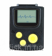 Holter of BI6600-3 electrocardiogram without ON