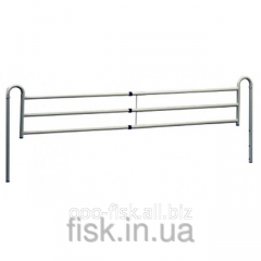 Hand-rail universal for a bed