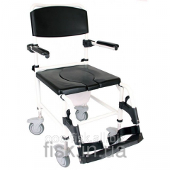 Chair for a shower and a toilet on OSD-na-wave