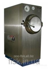 Sterilizer of steam GK-100-3 of a tzmoa