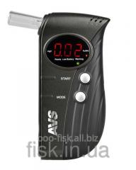 Персональный алкотестер AT-S430 с полупроводниковым датчиком, светодиодным дисплеем, мундштуками
