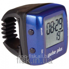 Pulsomer on a finger of Kyto Pulse Plus iD503 -