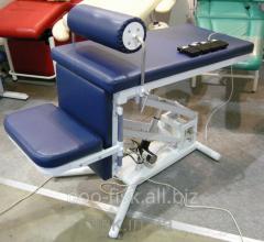 Стол проктологический(электрическая регулировка высоты)