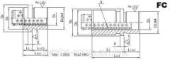 FC separator plug
