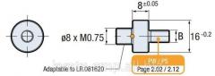 AL 0800M4 component parts