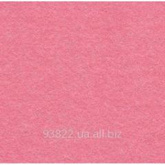 Фетр натуральный, 20*30, бледный фиолетово-красный