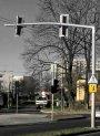 Стойки, опоры и конструкции алюминиевые для дорожных знаков