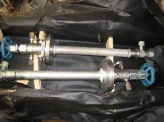 CRYOGENIC FITTINGS OF KOVROV PLANT