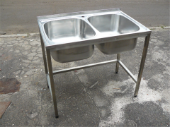 Sink production from stainless steel