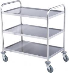 Cart serving 3-level S3