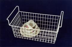 Basket for chest metal