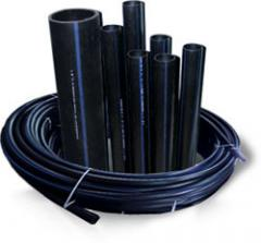 Pipes PE 80 and PE 100 for water