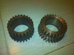 Tooth gearings