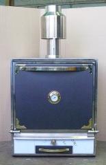 Furnace spherical analog Hosper Josper BQ-1 model