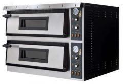 Печь для пиццы электрическая ITPIZZA ML 4+4