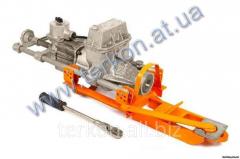 Machine rail-drilling 1024B