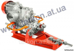 Machine rail-drilling PCM1M