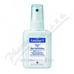Antiseptic agent for skin and wounds of Cutasept®