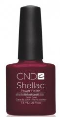 Гель-лак CND Shellac цвет Tinted Love - насыщенный
