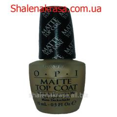 Fixer opaque for varnish of Matte Top coa