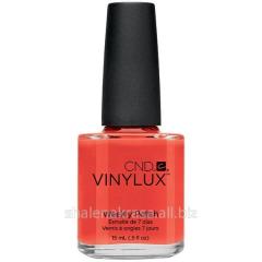 Varnish of Vinylux 112 Electric Orange