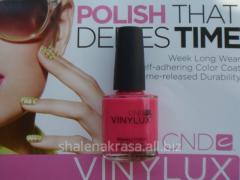 Varnish of Vinylux 134 CND Pink Bikini 15 of ml
