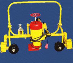 Machine grinding rail VShR-1