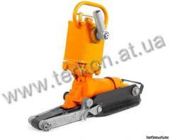 Flattener hydraulic RG8