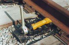 Flattener of a way of screw RPV-10