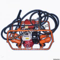 Flattener group motor RGU-1M
