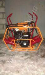 Flattener hydraulic RGU1M
