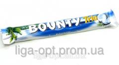 Chocolate bar of Baunti of a trio 75gr