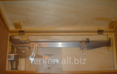Caliper traveling. PShV type Puteets