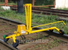 The PTS track measuring self-recording cart – 3M