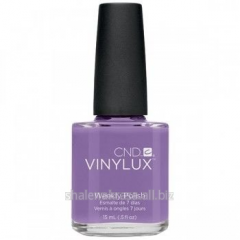 Varnish of Vinylux CND Lilac Longing No. 125-lilac