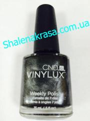 Varnish of Vinylux CND Overtly Onyx No. 133