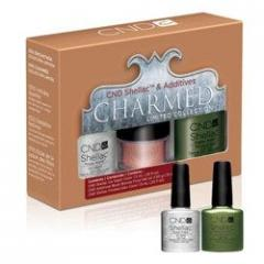 Набор CND Shellac Additives Charmed Limited...