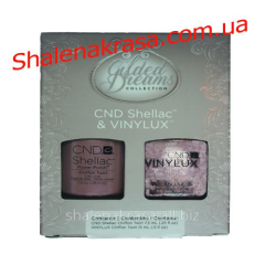 Chiffon Twirl Shellac set + Venilyuks of Chiffon