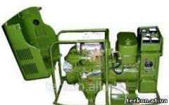 Electrical unit petrol AB4-T/230-M1
