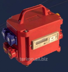 The distributor on the SS-11 RKZO-PU base-1/3