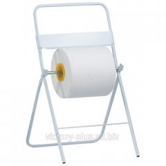 Holder of paper rolled towels of Maxi Inox