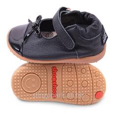 Footwear for the girl of Shooshoos SMY5 Black