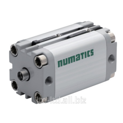 Compact pneumatic cylinder of ASCO Numatics of a