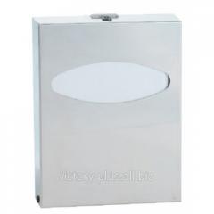 The holder of overlays of Mini on Mar Plast toilet
