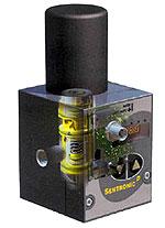 Sentronic pressure regulator